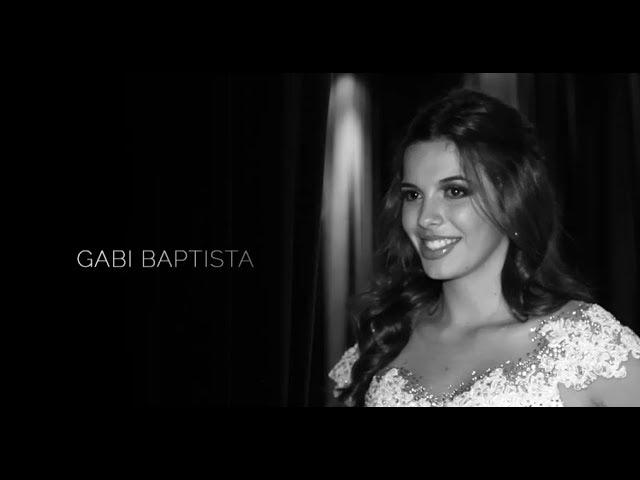15 anos da Gabriela Baptista